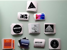 Sticker pack 'Impogalactic'